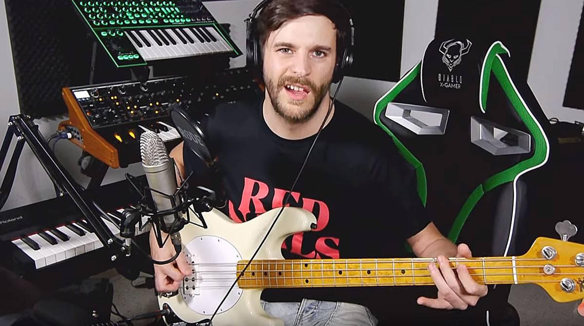 Shauntrack El Youtuber Espanol Que Arrasa Con Sus Analisis