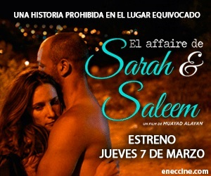 EL AFFAIRE DE SARAH & SALEEM