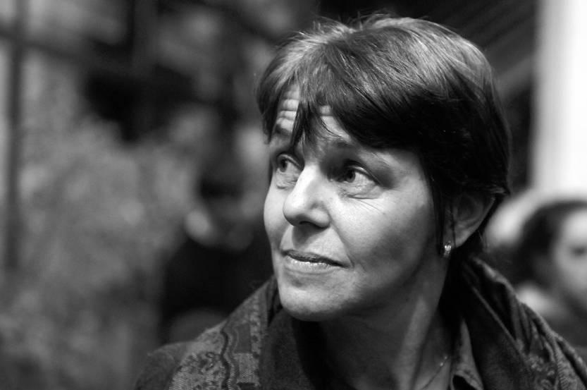 Mariana Motta. Foto: Nicolás Celaya (archivo, junio de 2014).