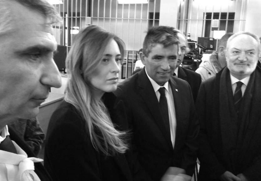 Foto principal del artículo 'Justicia italiana absolvió a todos los militares uruguayos que participaron en el Plan Cóndor'
