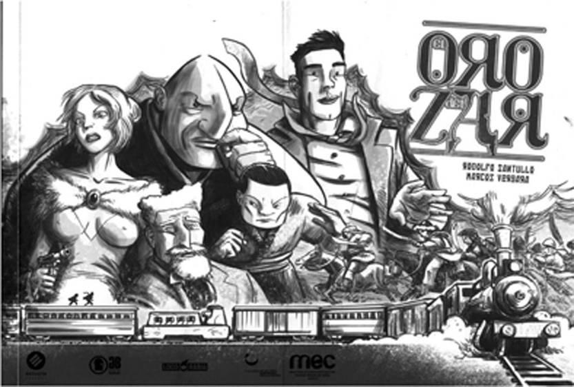 Foto principal del artículo 'Literatura y viñetas'