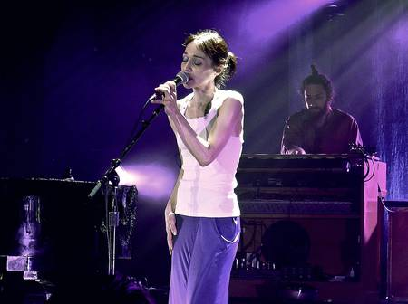 Fiona Apple en 2012. Foto: Jareed