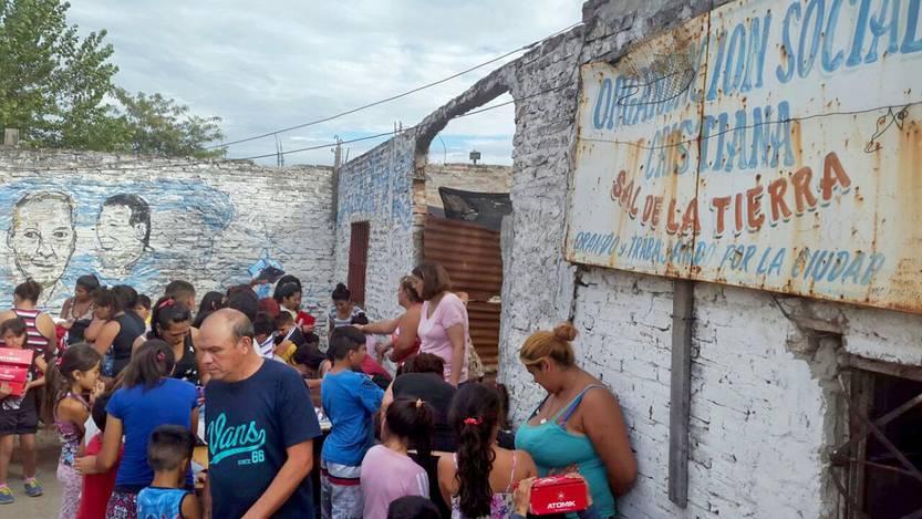 Los evangélicos en Argentina: entre los barrios y las urnas | la ...