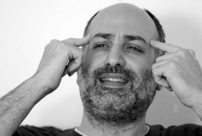 Diego Azar. Foto: Pablo Vignali