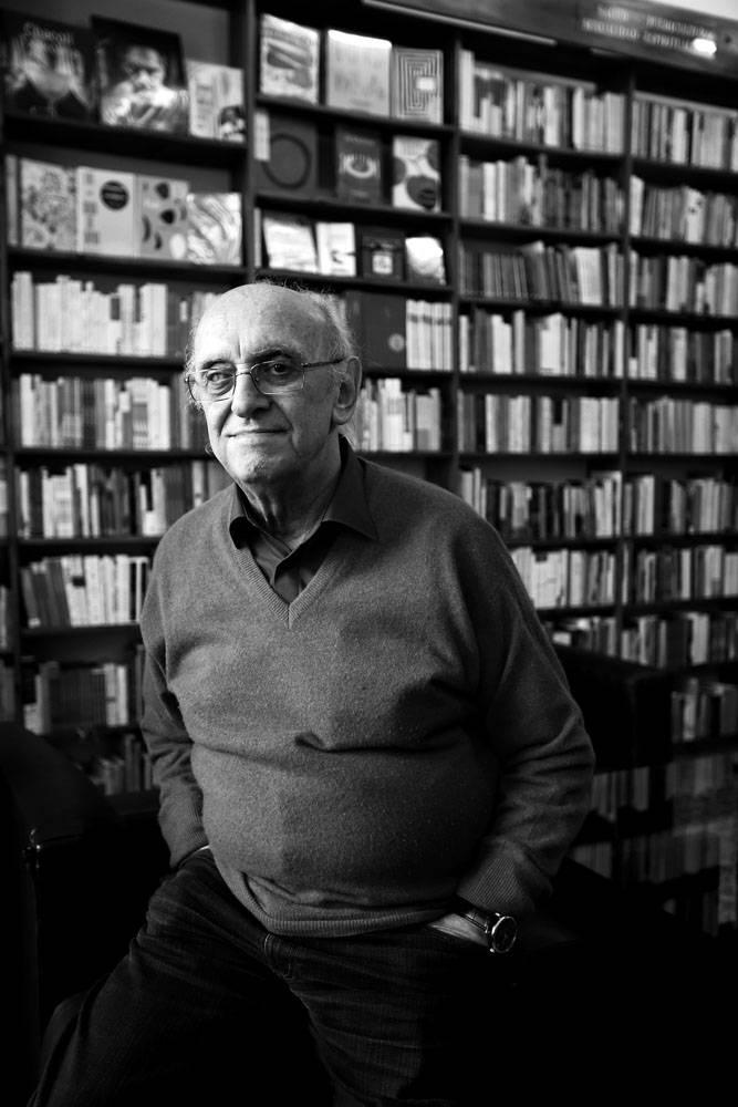 Petros Márkaris. / Foto: Sandro Pereyra