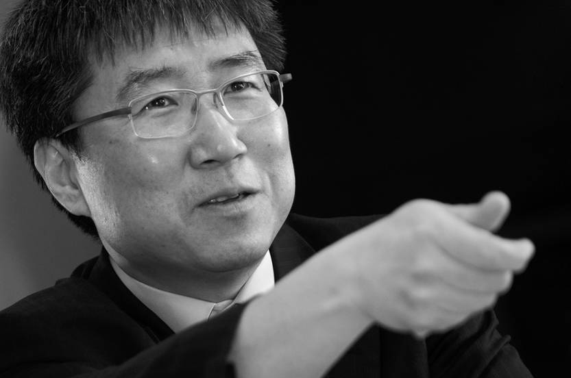 Ha Joon Chang.