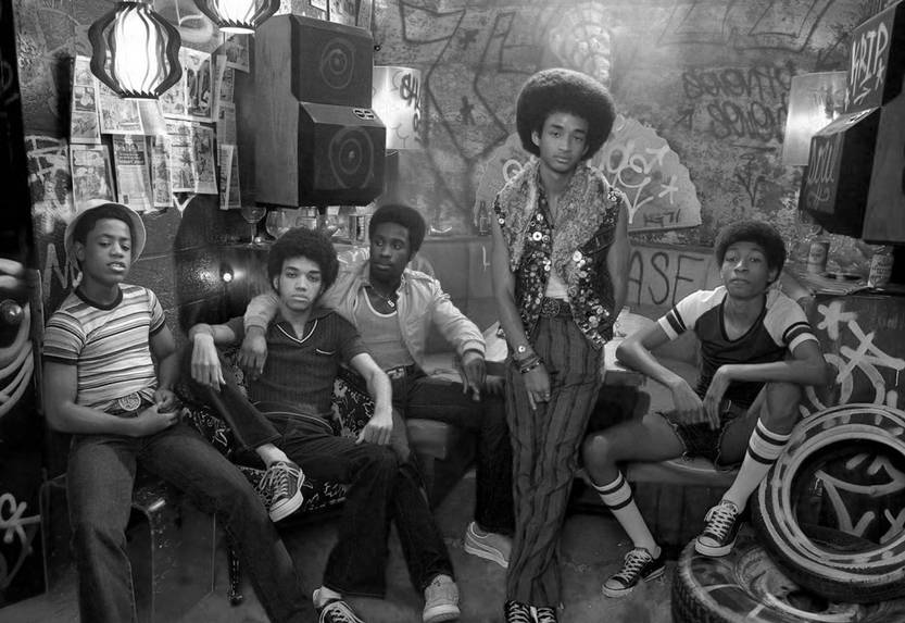 The Get Down.