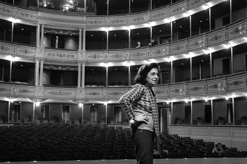 Dahd Sfeir. / Foto: Federico Gutiérrez (archivo, junio de 2005)