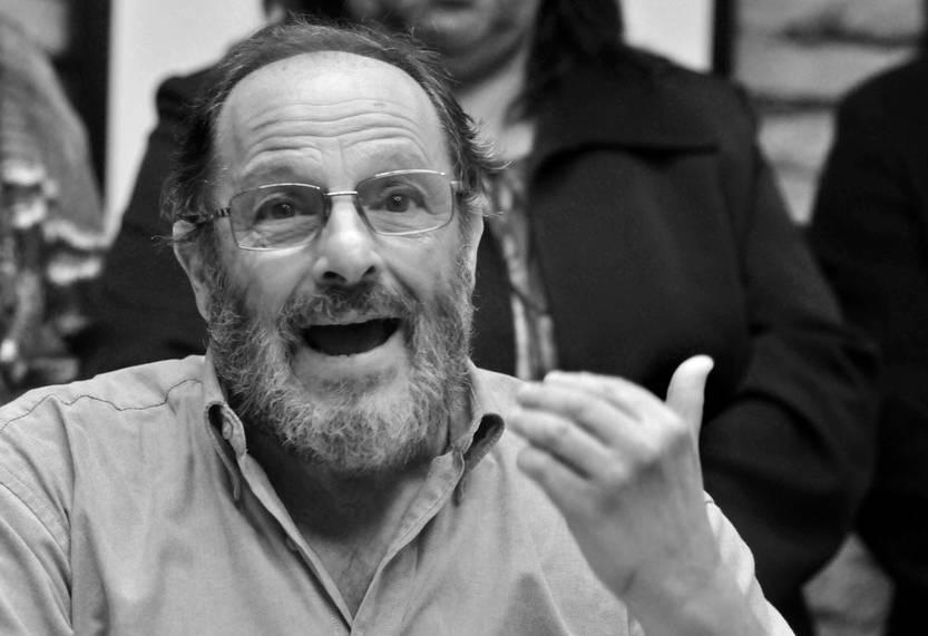Daniel Olesker. Foto: Federico Gutiérrez (archivo, marzo de 2016)