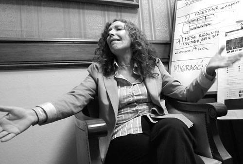 Constanza Moreira. (archivo, octubre de 2012)