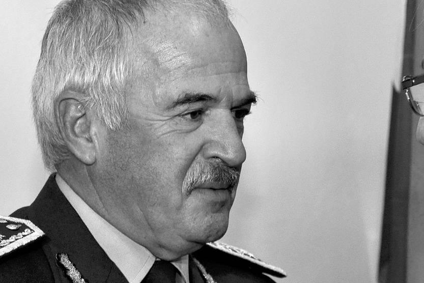 Wile Purtscher. Foto: Ministerio de Defensa Nacional, s/d de Autor