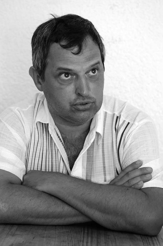 Daniel Garín. (archivo, febrero de 2012)