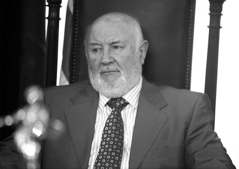 Jorge Ruibal Pino. (archivo, febrero de 2013)