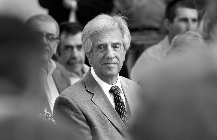 Tabaré Vázquez.Foto: Pablo Vignali (archivo, febrero de 2016)