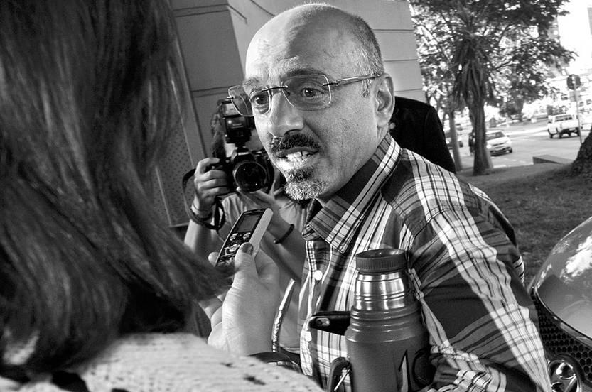 Marcelo Abdala. Foto: Federico Gutiérrez (archivo, marzo de 2016)