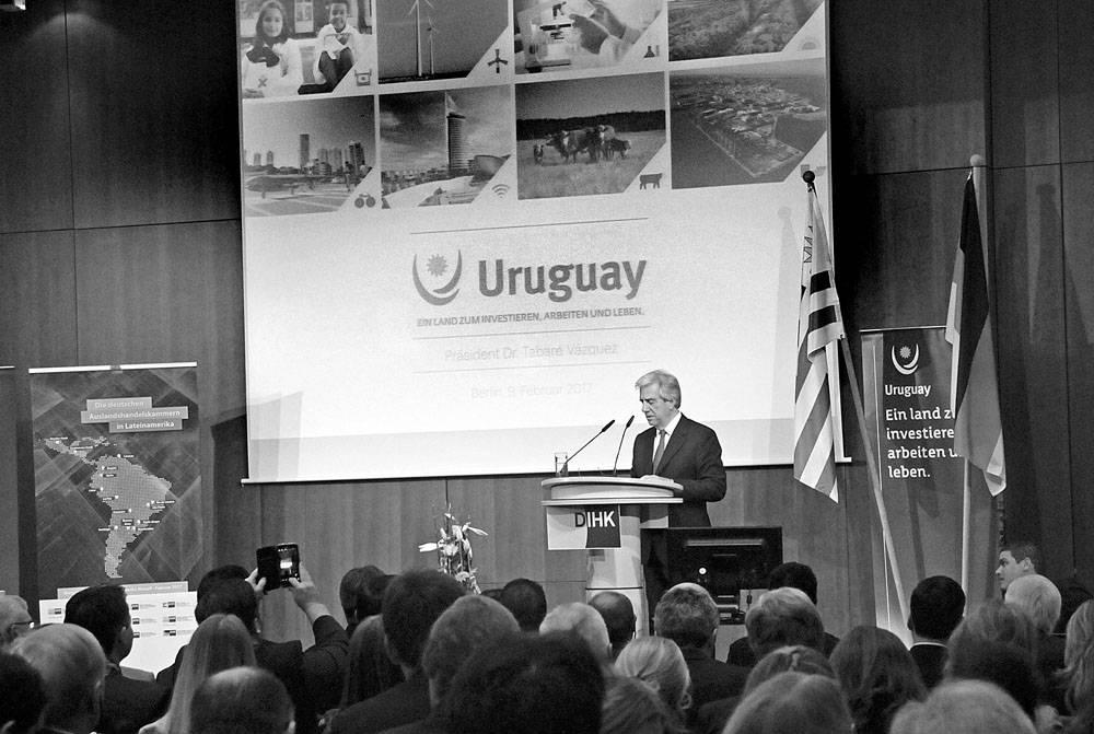 Uruguay y UPM siguen con negociaciones para instalar la segunda planta