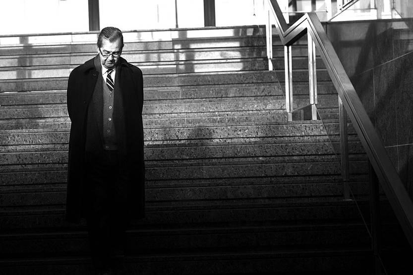 Juan Andrés Ramirez, ex ministro del Interior, asiste a la Comisión Investigadora sobre posibles actos de inteligencia de Estado, violatorios de la normativa legal y constitucional, ayer, en el Anexo. Foto: Andrés Cuenca