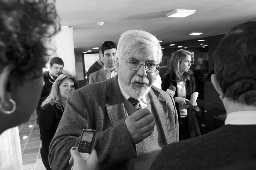 Eduardo Bonomi. Foto: Pablo Nogueira (archivo, setiembre de 2013)