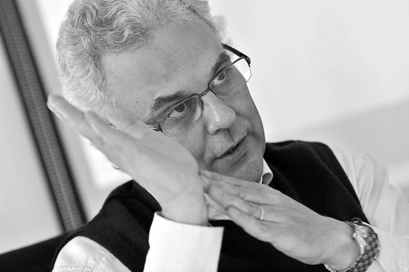 Pedro Buonomo. (archivo, agosto de 2012)