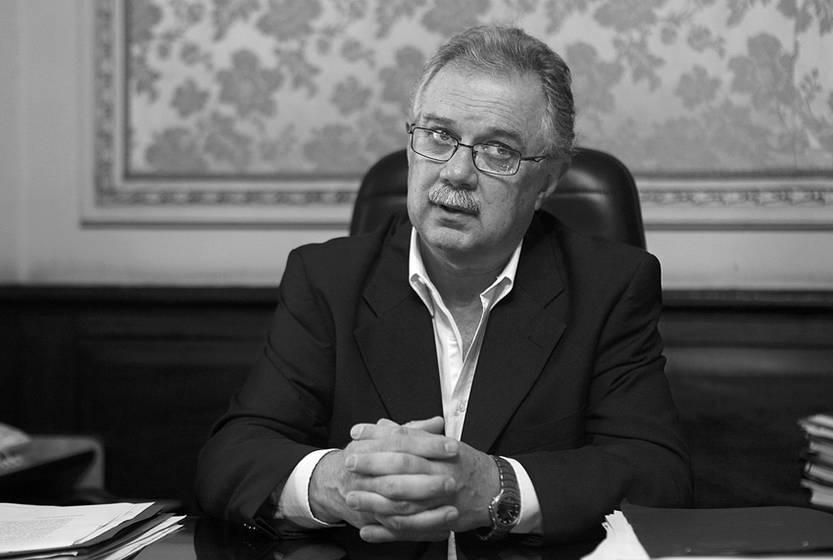Jorge Menéndez. (archivo, octubre de 2012)