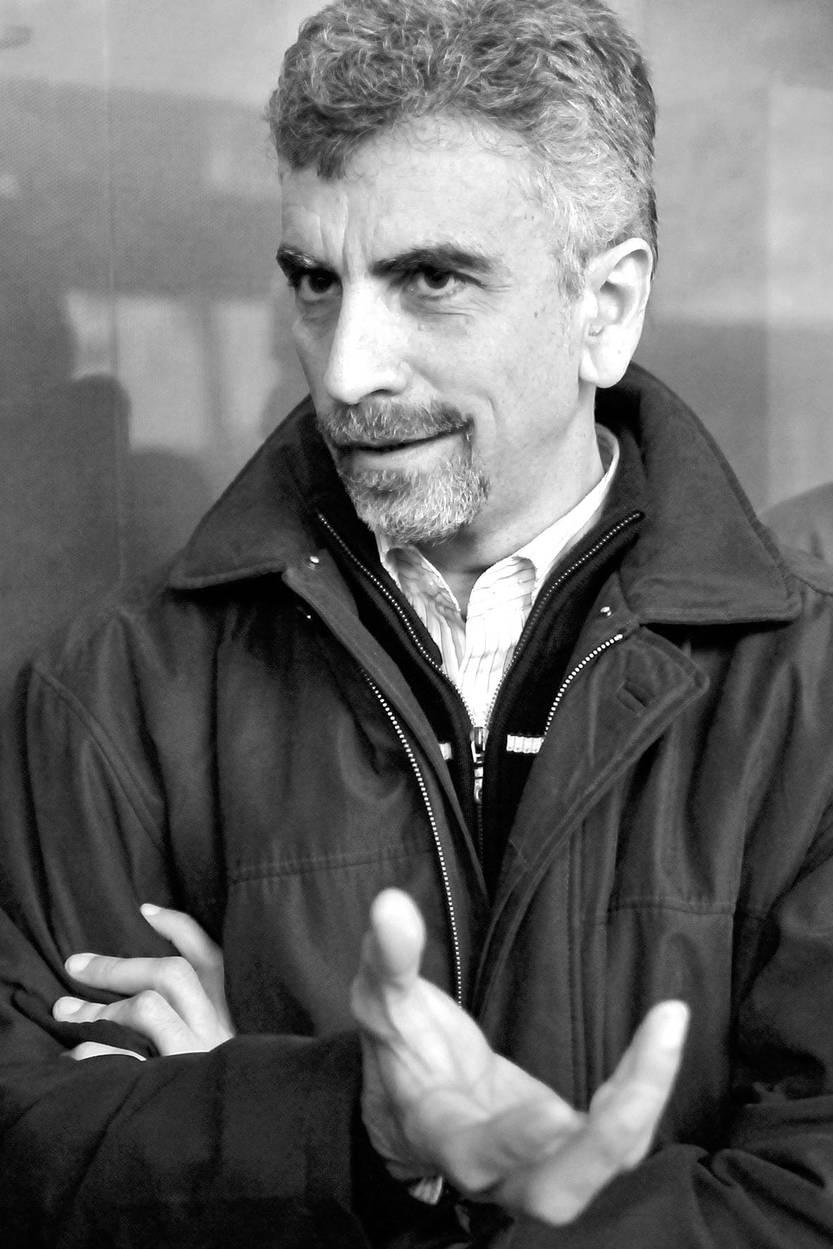 Pablo Chargoñia. Foto: Javier Calvelo (archivo, setiembre de 2011)