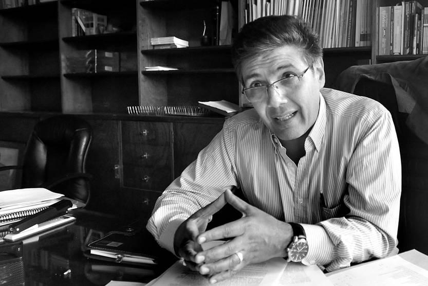 Gustavo Giachetto. Foto: Sandro Pereyra (archivo, abril de 2015)