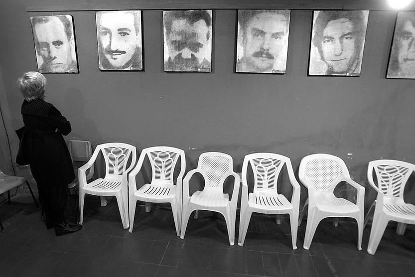 Seccional 20ª del Partido Comunista del Uruguay. Foto: Iván Franco (archivo, abril de 201