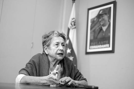 Judith Valencia. Foto: Pablo Vignali
