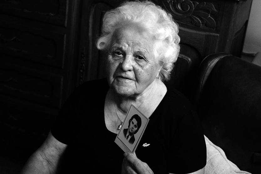María Bellizzi. / foto: adriana cabrera esteve