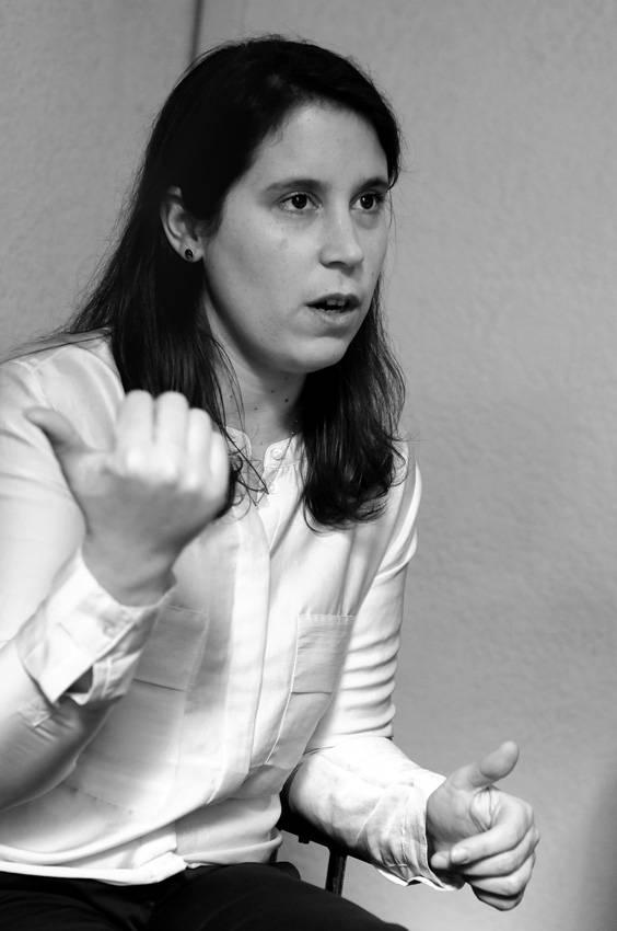Magdalena Paolino. / Foto: Pablo Nogueira