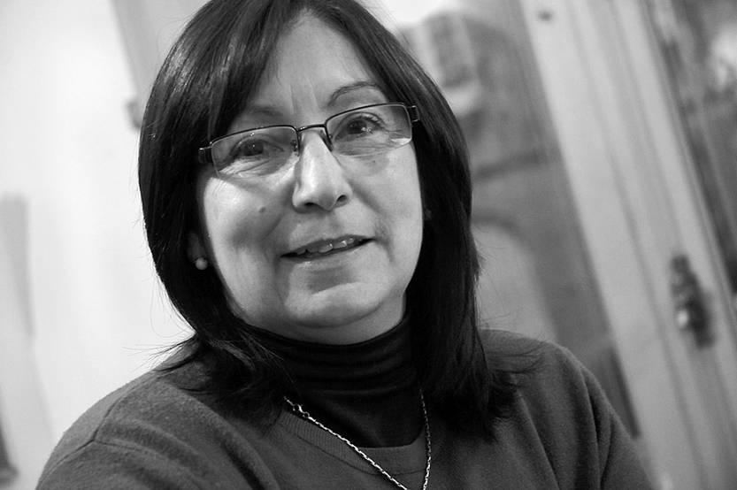 Elbia Pereira.