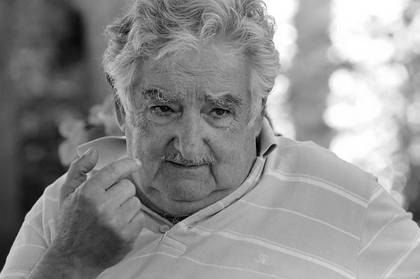 José Mujica. Foto: Sandro Pereyra (archivo, febrero de 2015)