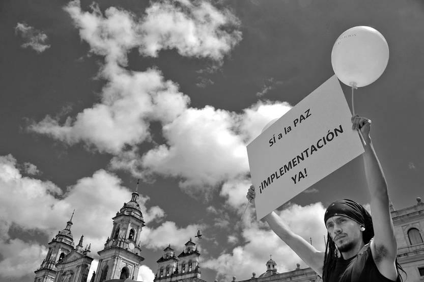 Acuerdo de paz fue refrendado por el Senado colombiano
