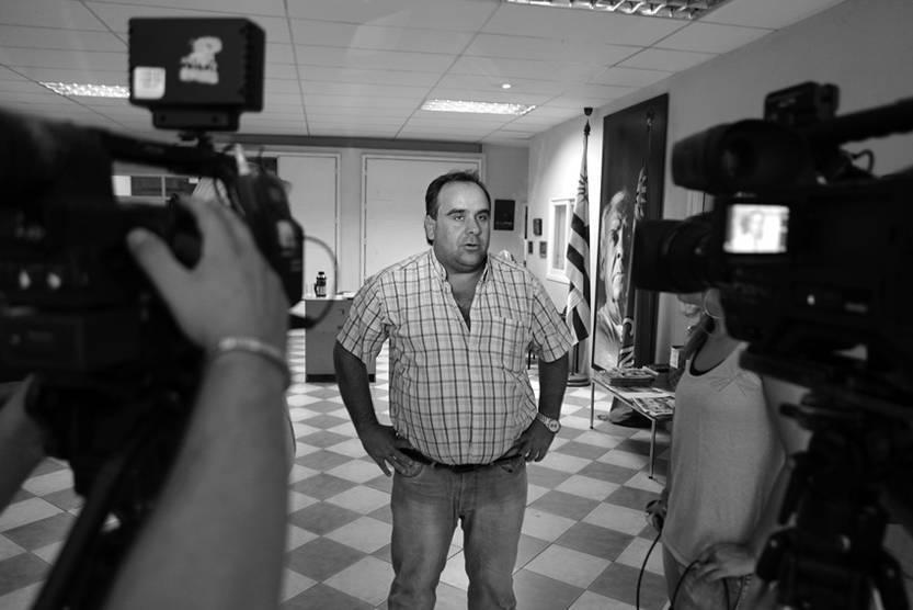 José Lorenzo López. Foto: Iván Franco (archivo, enero de 2013)