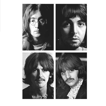 Edición 50 aniversario del Álbum Blanco de The Beatles.