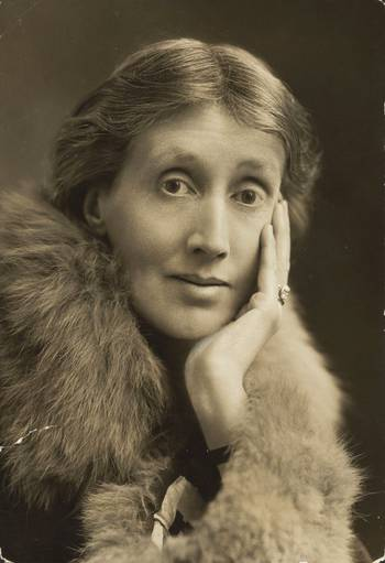 Virginia Woolf hacia 1927. · Foto: S/D autor