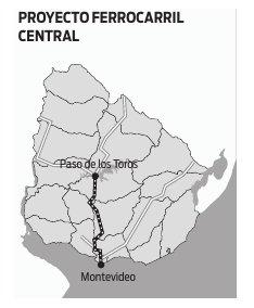 Proyecto Ferrocarril Central